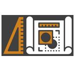 Bauleitung & Planung Icon